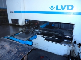 Punch LVD DELTA LB 1250 TK (USED)