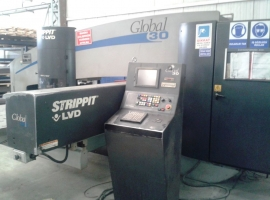 Punch LVD STRIPPET GLOBAL 30 1225 (USED)