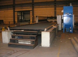 Laser LVD IMPULS 6020 , 6000 X 2000MM (USED)