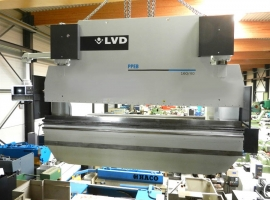 Press brakes LVD PPEB 160 TON X 4100MM (USED)