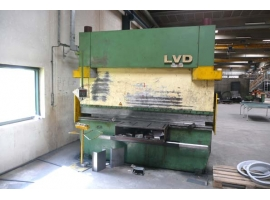 Press brakes LVD PP 100/25-30 (USED)