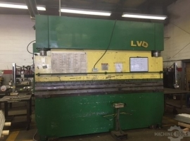 Press brakes LVD 120-BH-12 (USED)
