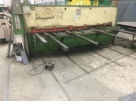 Shears LVD JS 25/10 (USED)