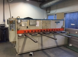 Shears LVD HST-C 25/6 (USED)