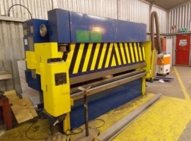 Press brakes LVD 3M X 70 TON (USED)