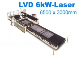 Laser LVD IMPULS 6526 (USED)