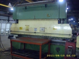 Press brakes LVD 180BH14 (USED)