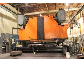 Press brakes LVD 1100 BH 20 E MNC 1100 TON BH20 HYDRAULIC CNC BRAKE (USED)