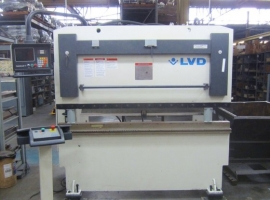 Press brakes LVD PPBL-H40/20 40 TON 3-AXIS (USED)