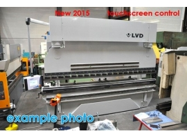 Press brakes LVD PPNMZ 220 TON X 6100 MM CNC (USED)