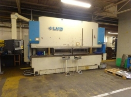 Press brakes LVD PPEB 135 TON X 4270 MM CNC (USED)