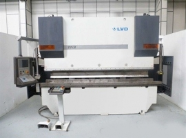 Press brakes LVD PPEB 110 TON X 3100 MM CADMAN CNC (USED)