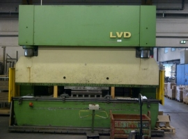 Press brakes LVD PP 300/400-C (USED)