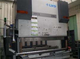 Press brakes LVD PPEB EFL 220/30 (USED)