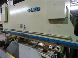 Press brakes LVD 240-BH-16 (USED)