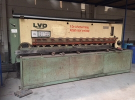 Shears LVD MV 31/10-12 (USED)