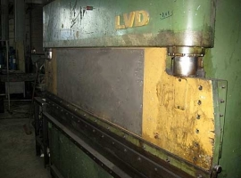 Press brakes LVD PP (USED)