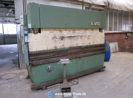 Press brakes LVD PP80 / 30 (USED)