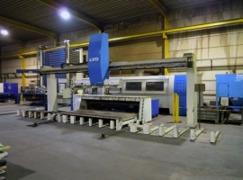 Laser LVD AXEL 3015L CNC (USED)