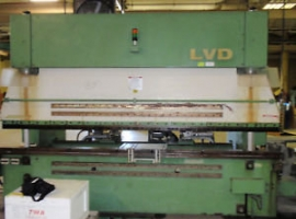 Press brakes LVD CROWNING (USED)