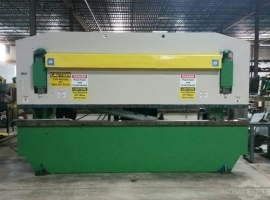 Press brakes LVD 110-JS-13 (USED)