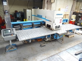 Punch LVD SHAPE DELTA 1250 LB TN (USED)