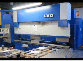 Press brakes LVD PPN 100/30 MNC (USED)