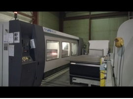 Laser LVD AXEL 3015 L (USED)