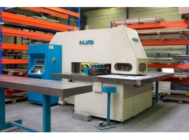 Punch LVD 20 TON CNC (USED)
