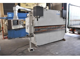 Press brakes LVD 100 TON X 3100 MM CNC (USED)