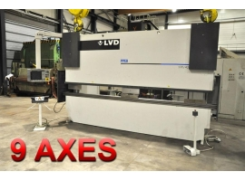 Press brakes LVD 135 TON X 4270 MM CNC (USED)