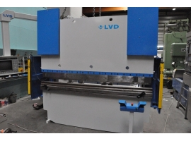 Press brakes LVD 80 TON X 2500 MM CNC (USED)