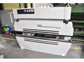 Press brakes LVD 165 TON X 4100 MM CNC (USED)