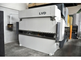 Press brakes LVD 110 TON X 3100 MM CNC (USED)