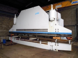 Press brakes LVD 400T X 8100 MM CNC (USED)