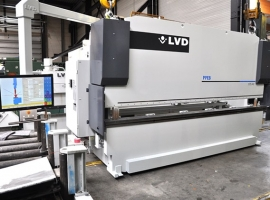Press brakes LVD PPEB 135TX4270 (USED)