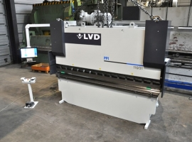 Press brakes LVD PPI 110 TON X 3100 MM CNC (USED)