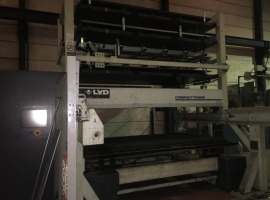 Laser LVD SIRIUS 3015 PLUS (USED)