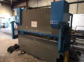 Press brakes LVD PPI 80/25 MNC 95 (USED)