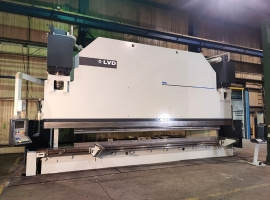 Punch LVD PPEB-H 1000 TON X 8100 MM CNC (USED)