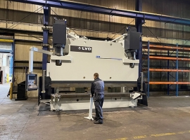 Punch LVD 640 TON X 4500 MM CNC (USED)